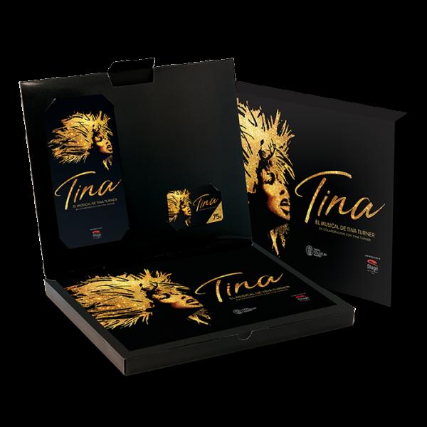 Tarjeta regalo – Pack deluxe